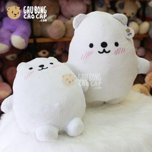 Gấu trắng Bắc Cực má hồng