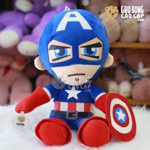 Gấu Bông Avengers Captain America