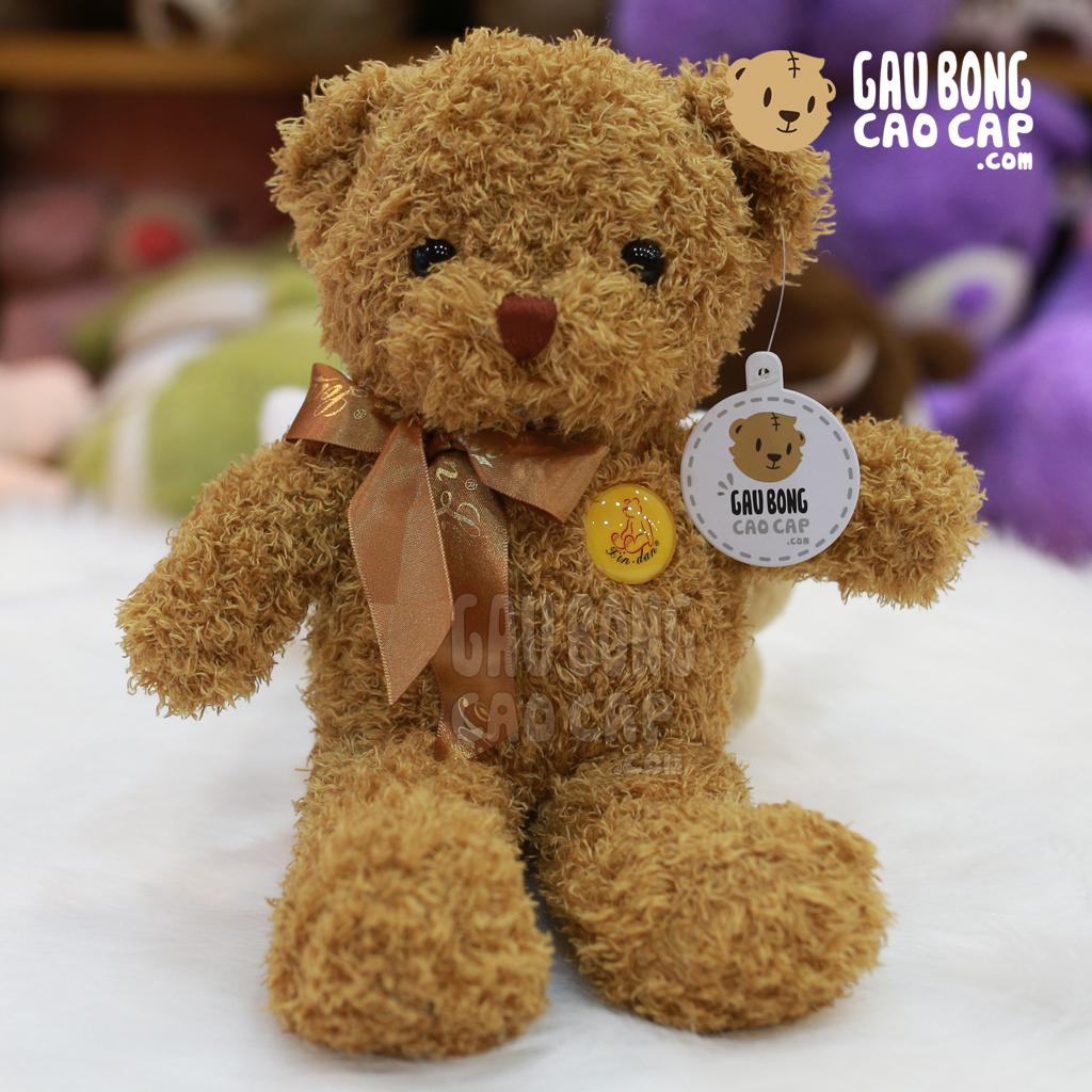 Gấu Teddy lông xù nhí FRJ