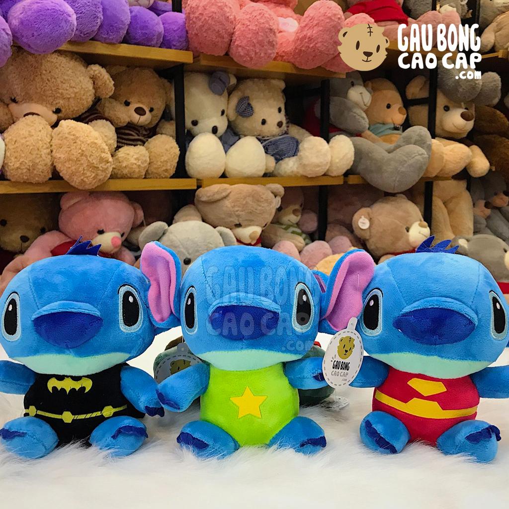 Gấu Bông Stitch siêu nhân
