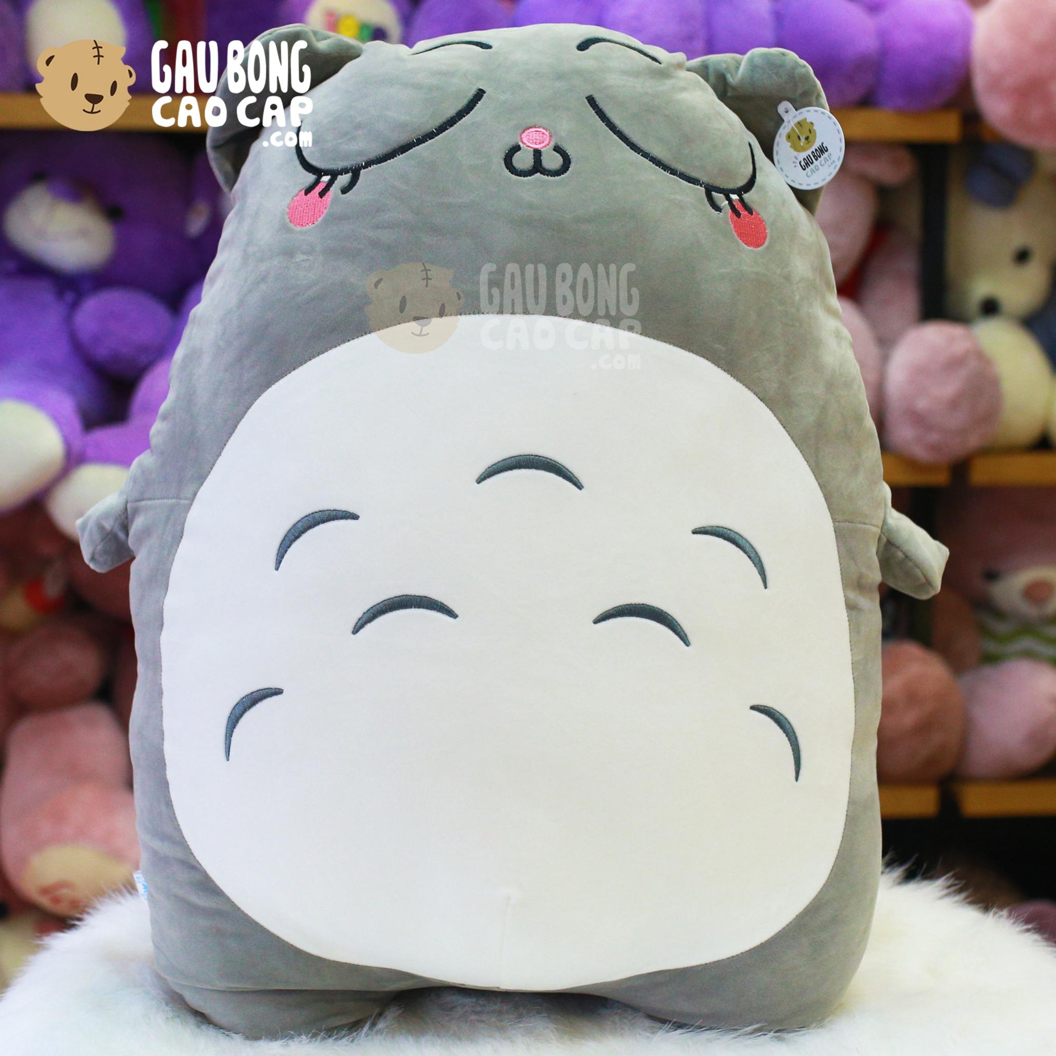 Gấu Bông Totoro mập lông nhung