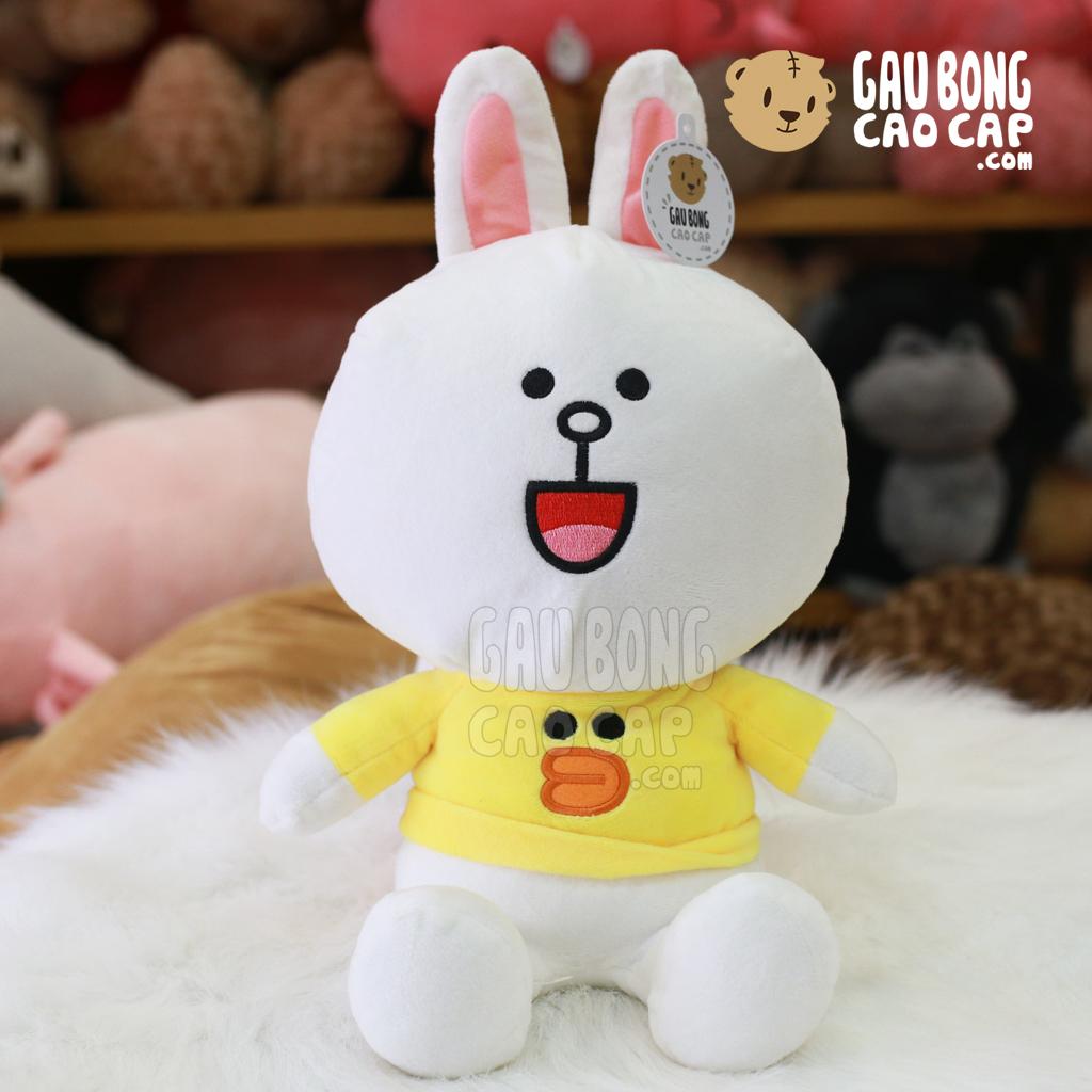 Thỏ Bông Cony mặc áo Colorfull