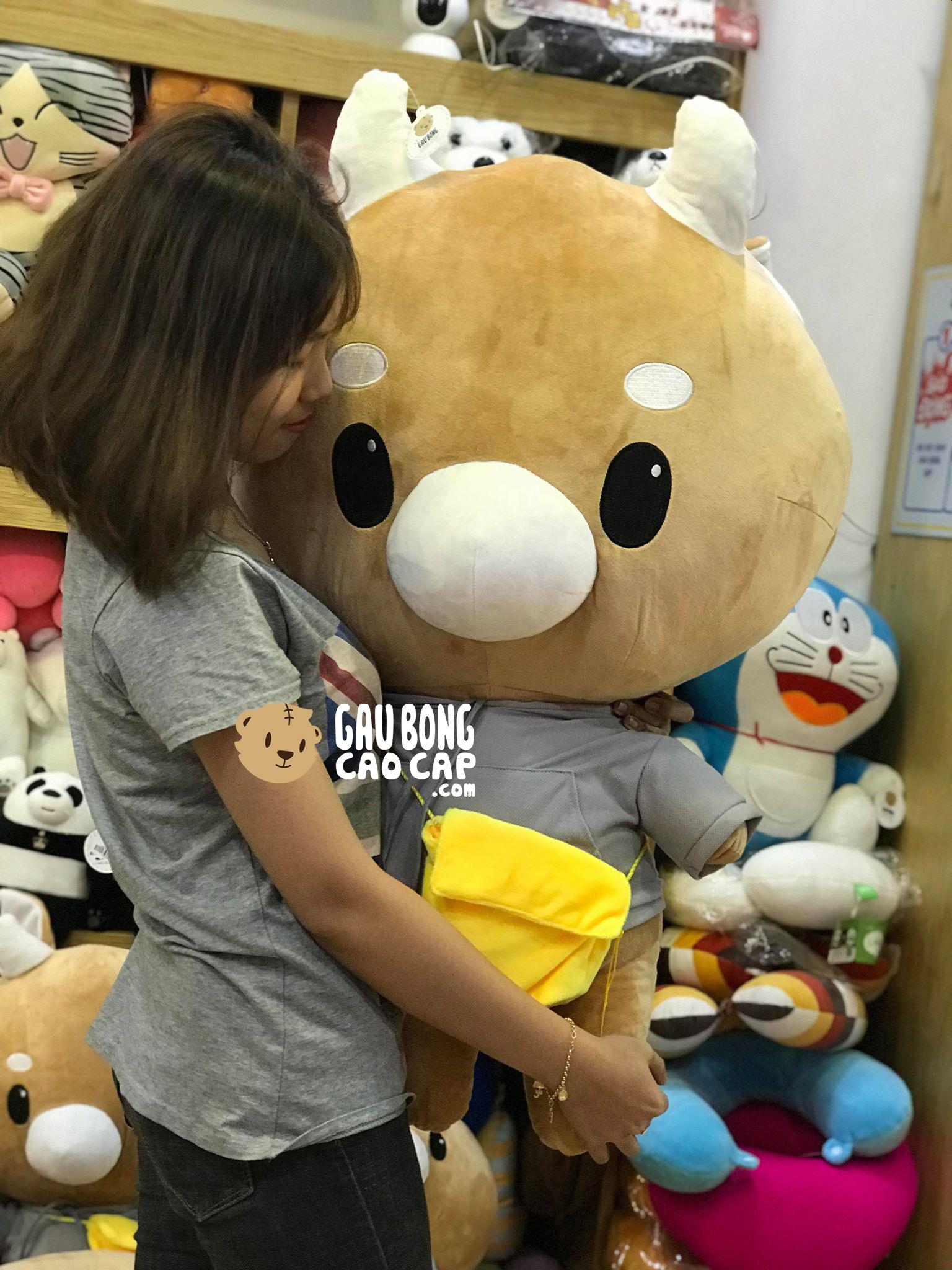 Bò Chăm Chỉ Size 1m - Phim Thư Ký Kim