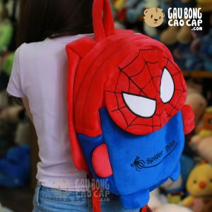 Balo Gấu Bông người nhện Spiderman