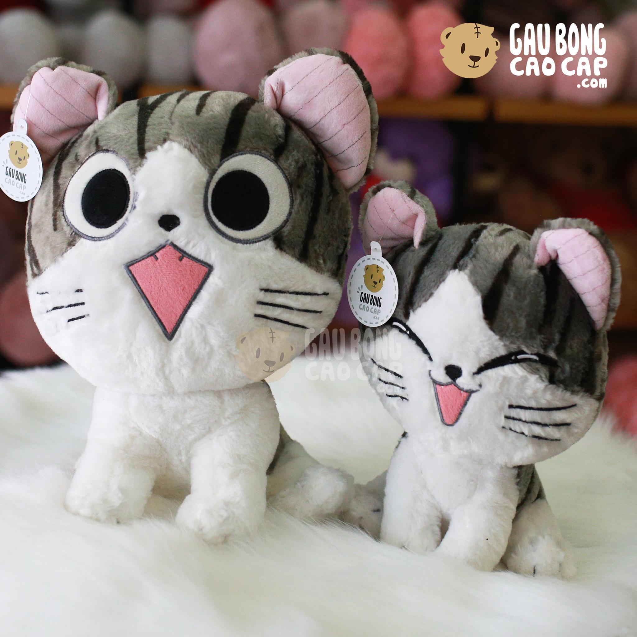 Mèo Bông Chii Ngồi