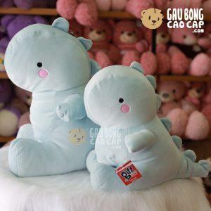 Gấu Bông Khủng Long Lông Mịn