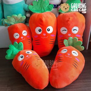 Cà Rốt bông mặt biểu cảm