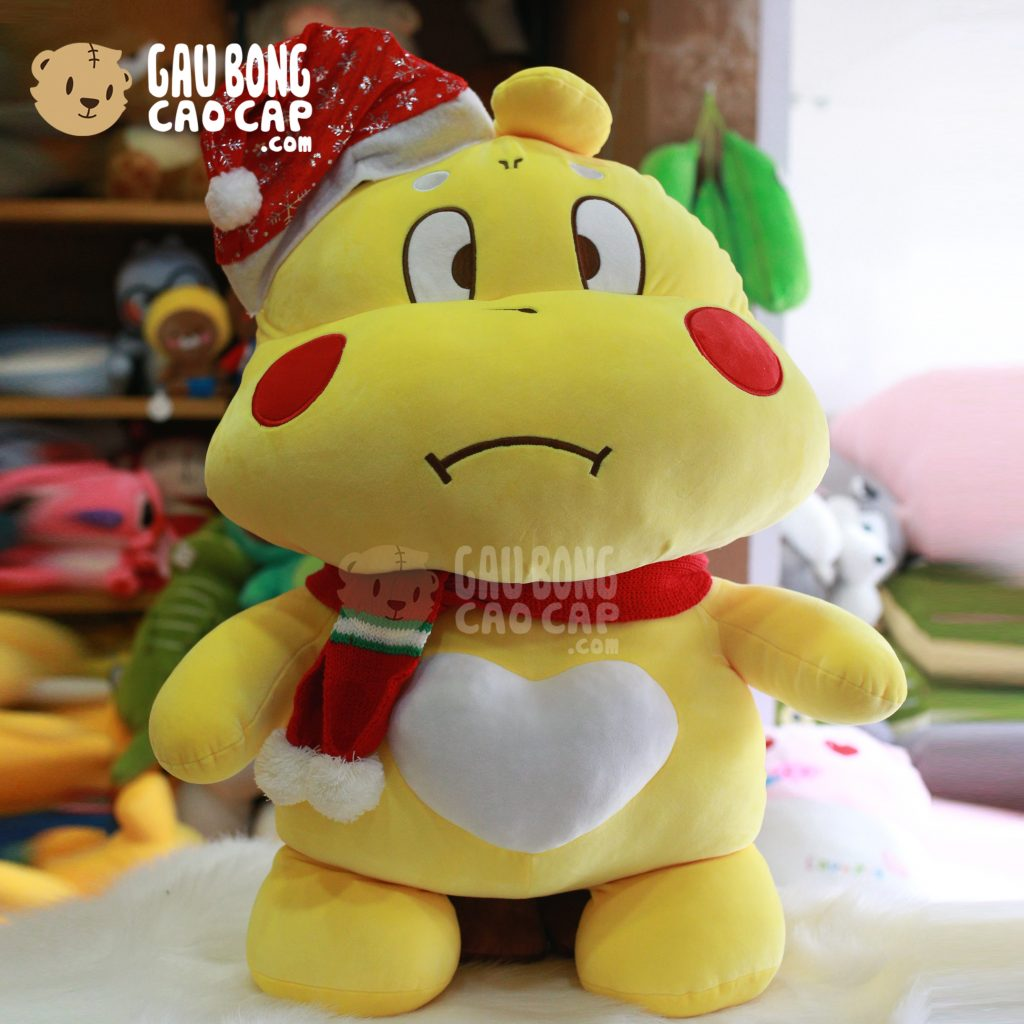 Gấu Bông Qoobee Noel - Đứng
