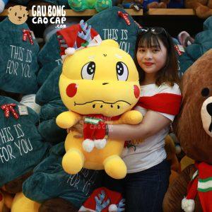 Gấu Bông Qoobee Noel Ngồi
