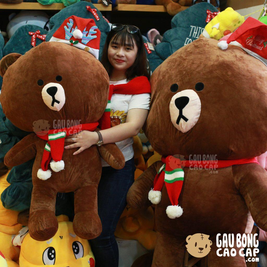 Gấu Brown Noel
