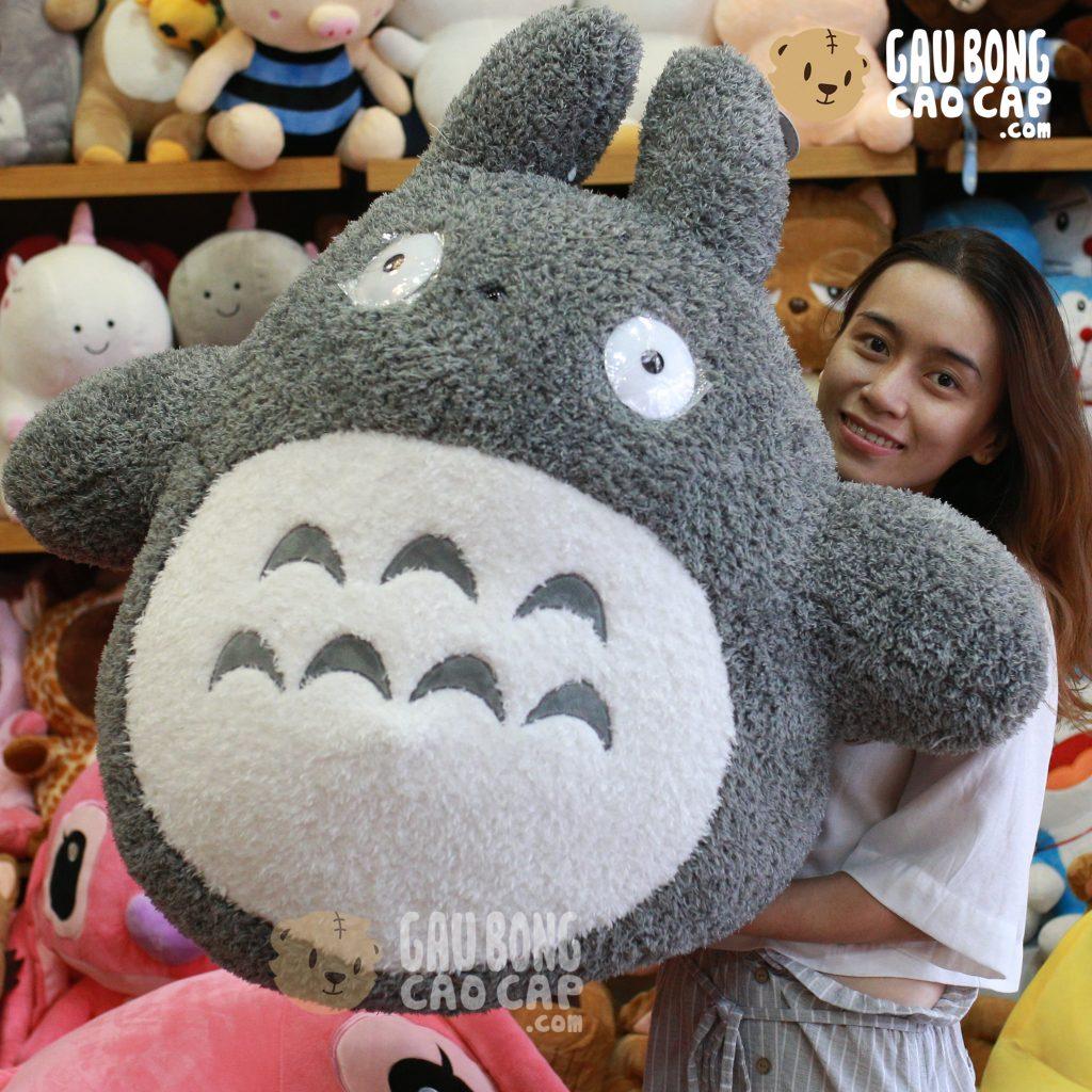 Gấu Bông Totoro lông xù