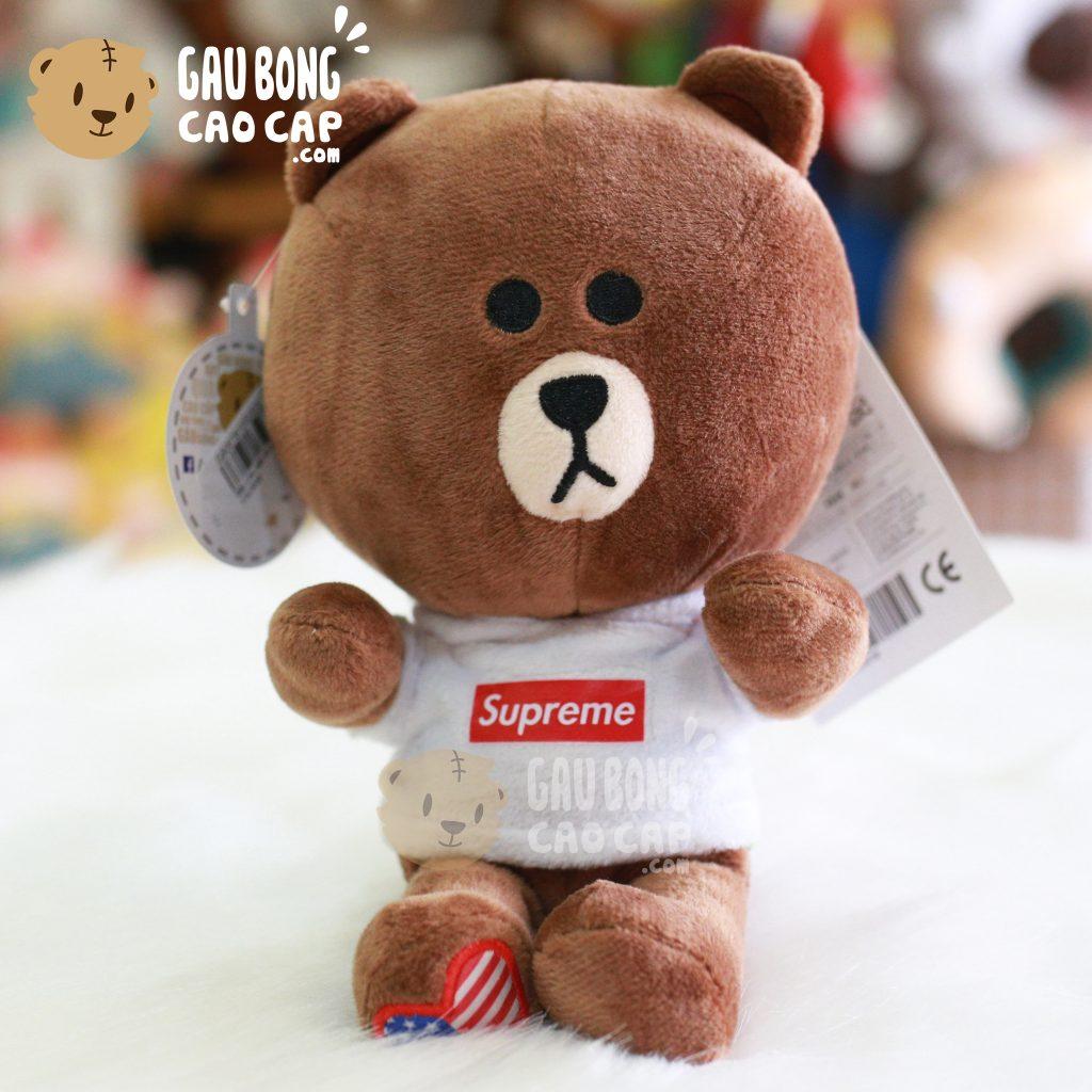 Gấu Brown, Cony mặc áo Hoodie