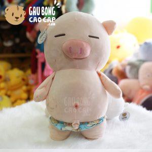 Heo Bông mặc quần CHIP