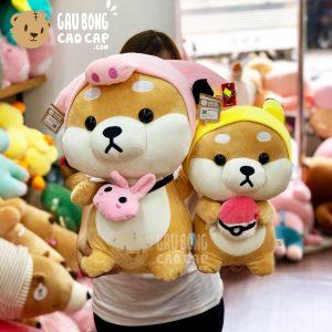 Chó Bông SHIBA Cosplay