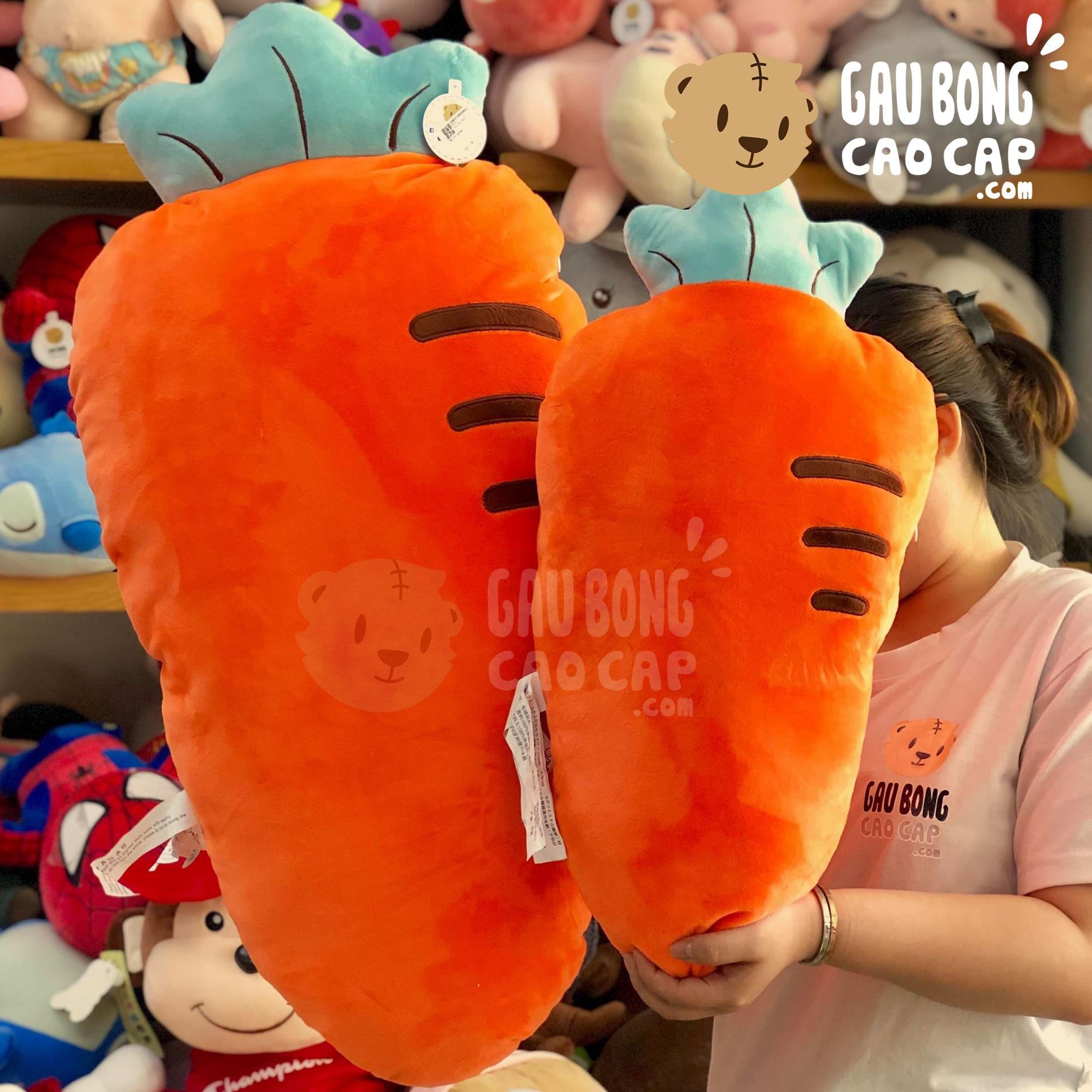 Cà Rốt Bông - Gối ôm Cà Rốt