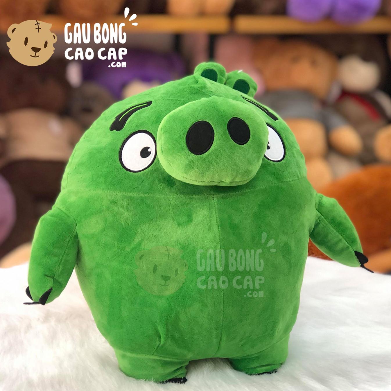 Gấu Bông Xanh Angry Birds