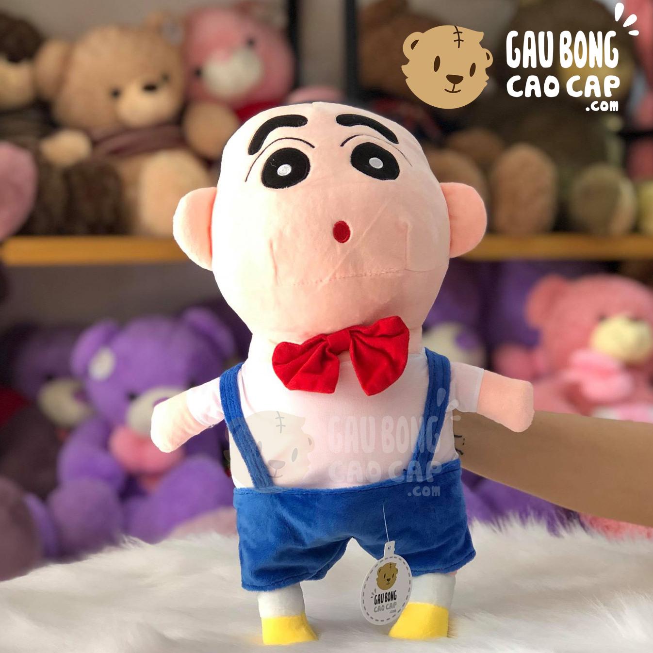 Gấu Bông SHIN mặc đồ học sinh