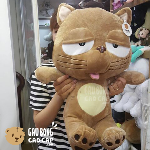 Mèo Bông Dinga 60cm