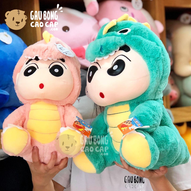 Gấu Bông SHIN cosplay Khủng Long