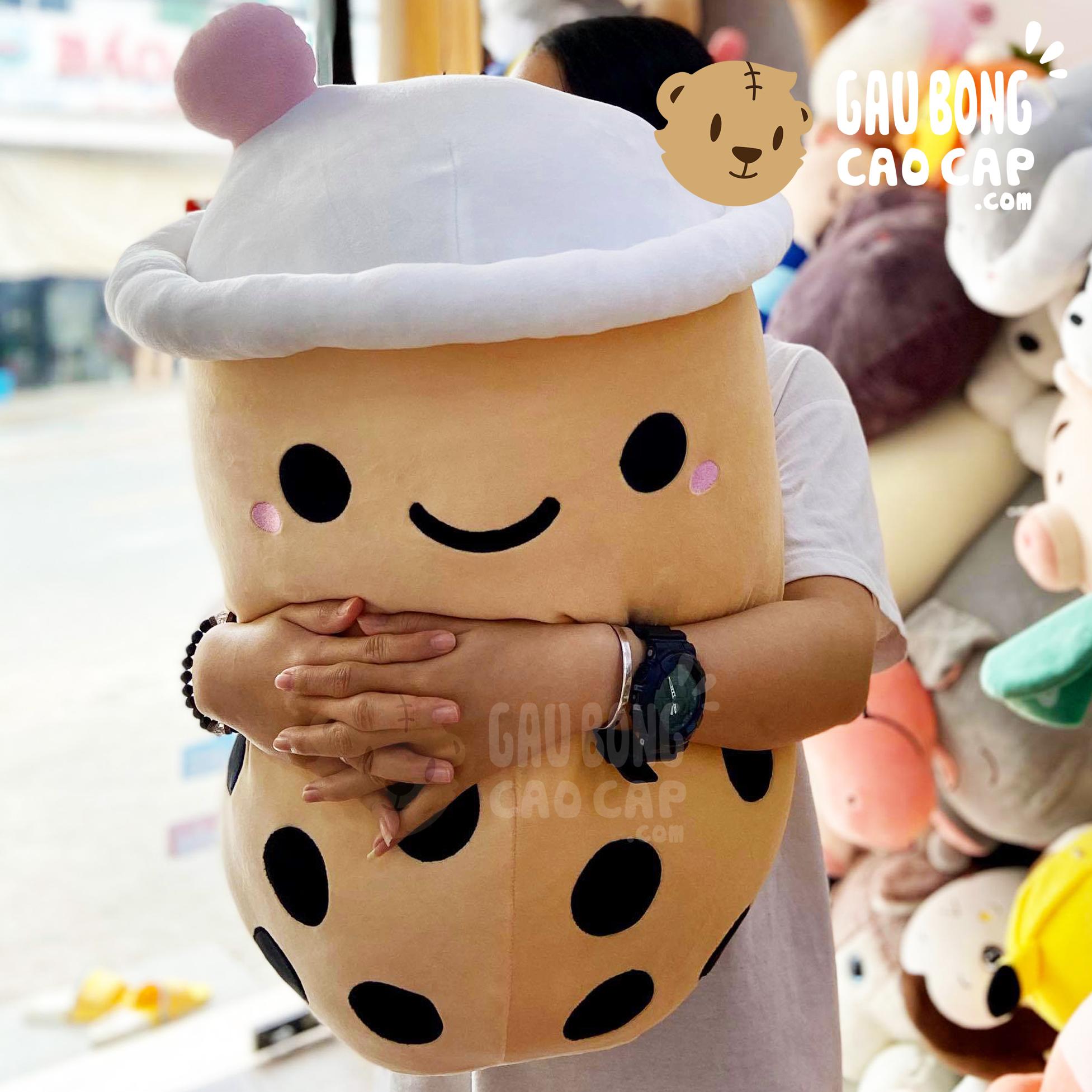 Gấu Bông Trà Sữa 70cm