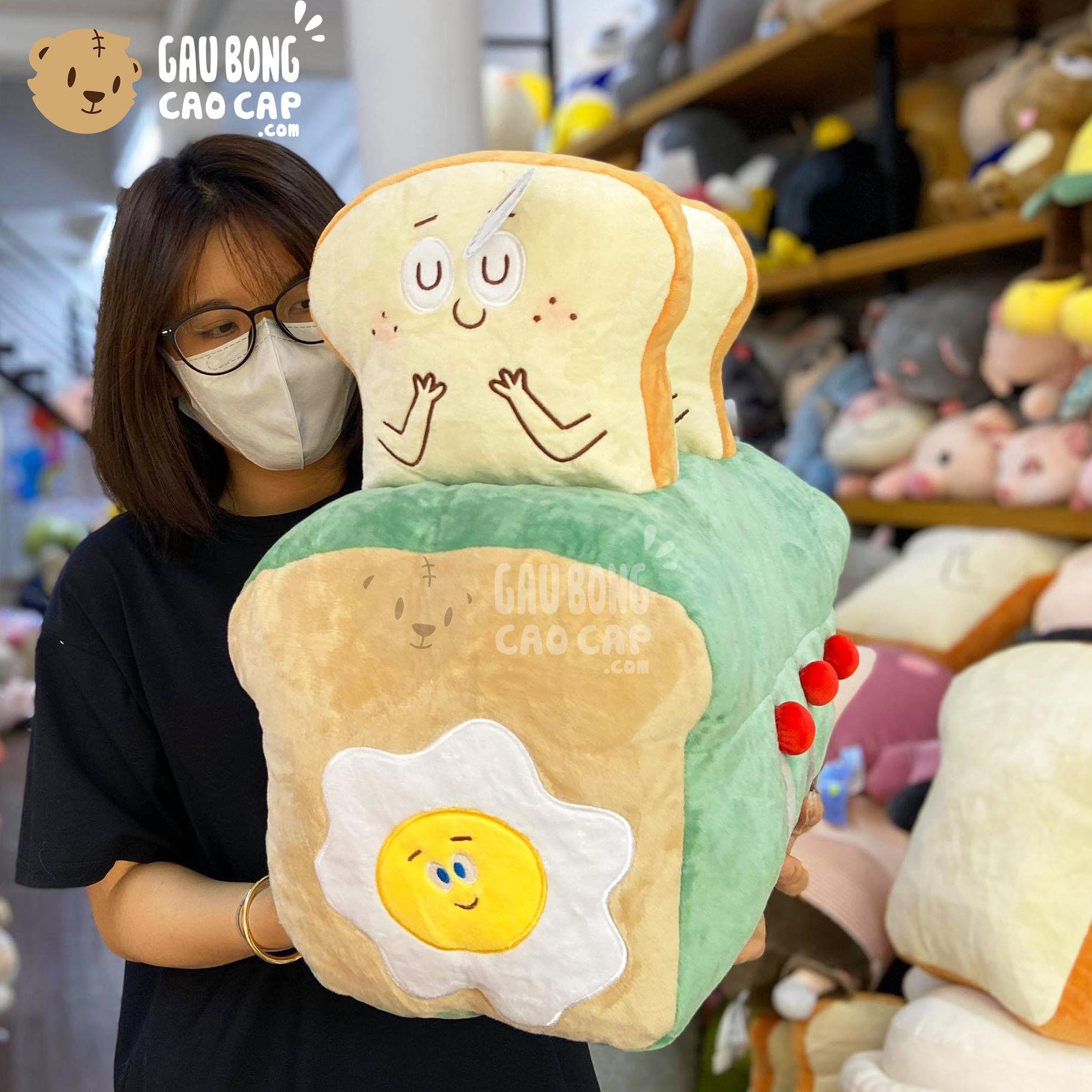 Gấu Bông máy nướng Bánh Mì