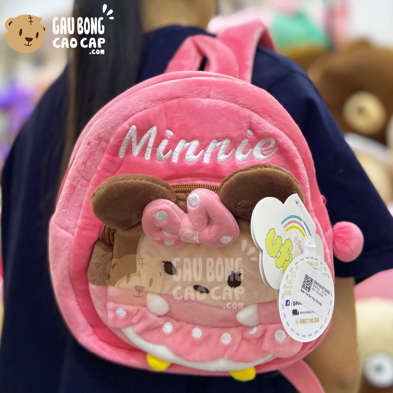 Balo Chuột Minnie