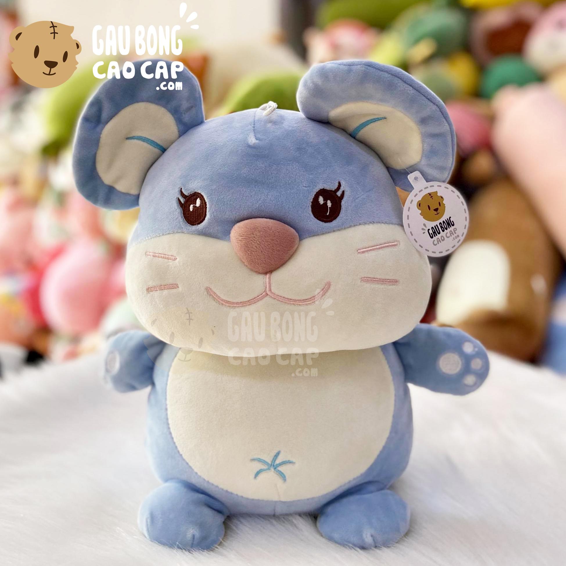 Chuột Bông Baby ngồi size nhỏ