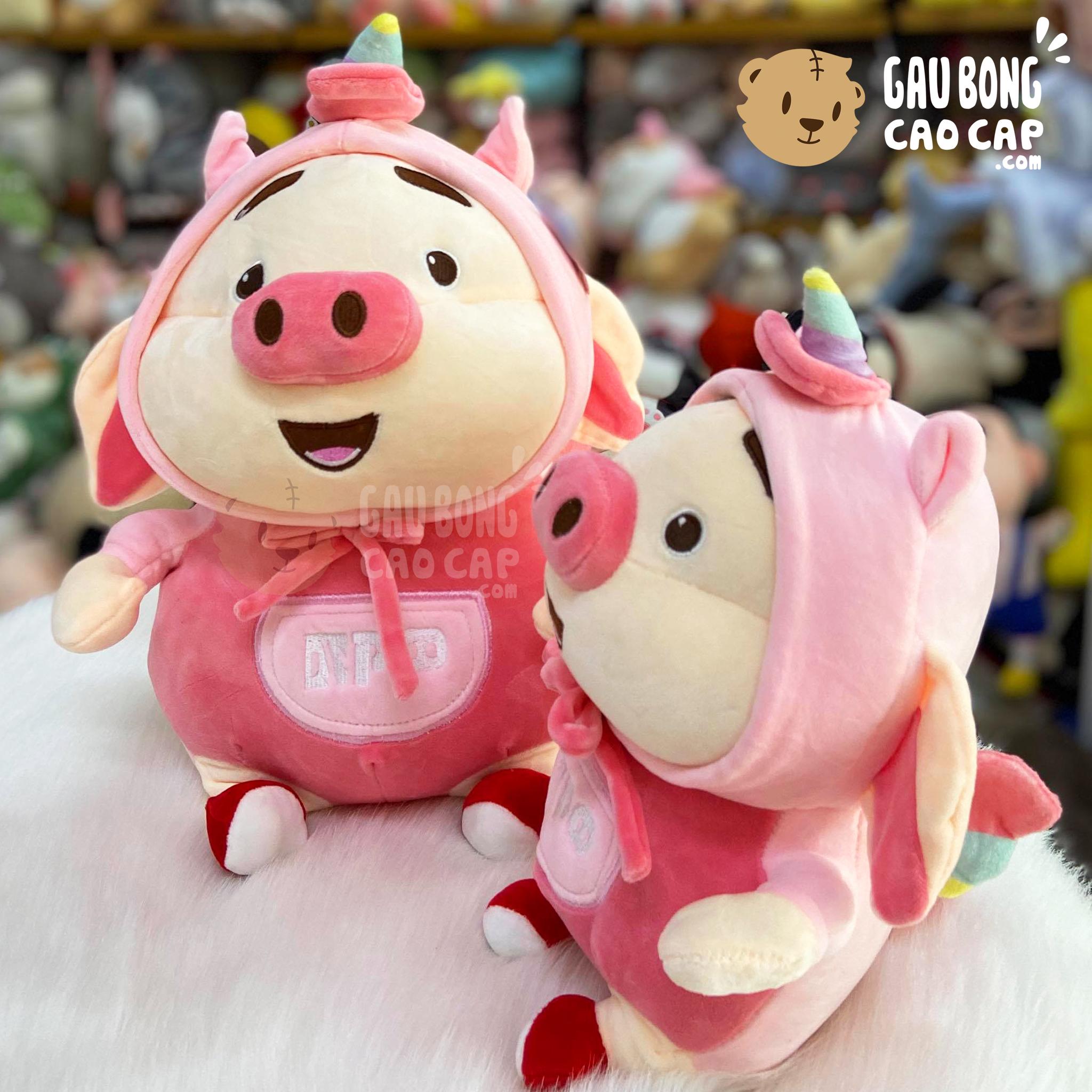 Heo Bông Tiktok Cosplay Kỳ Lân Unicorn