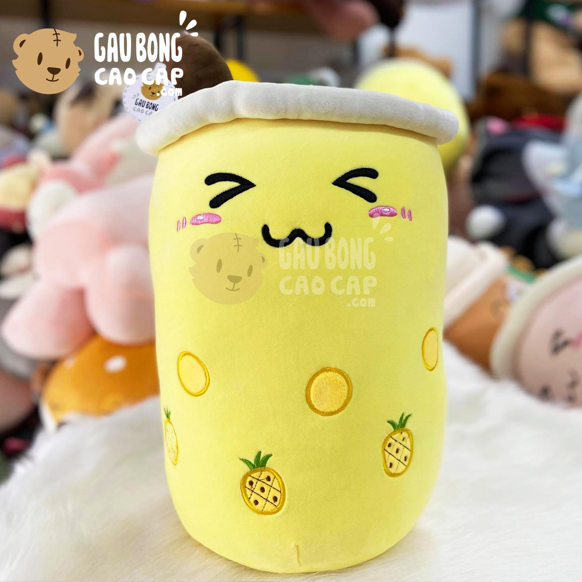 Gấu Bông Trà Sữa trái cây