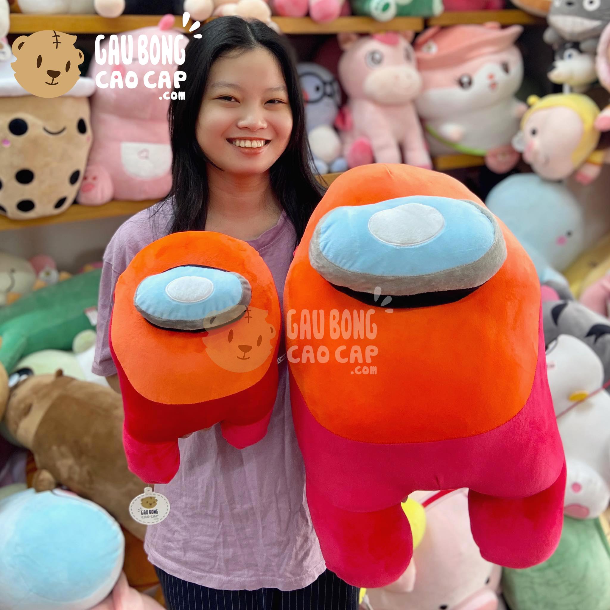 Gấu Bông Among US 3D