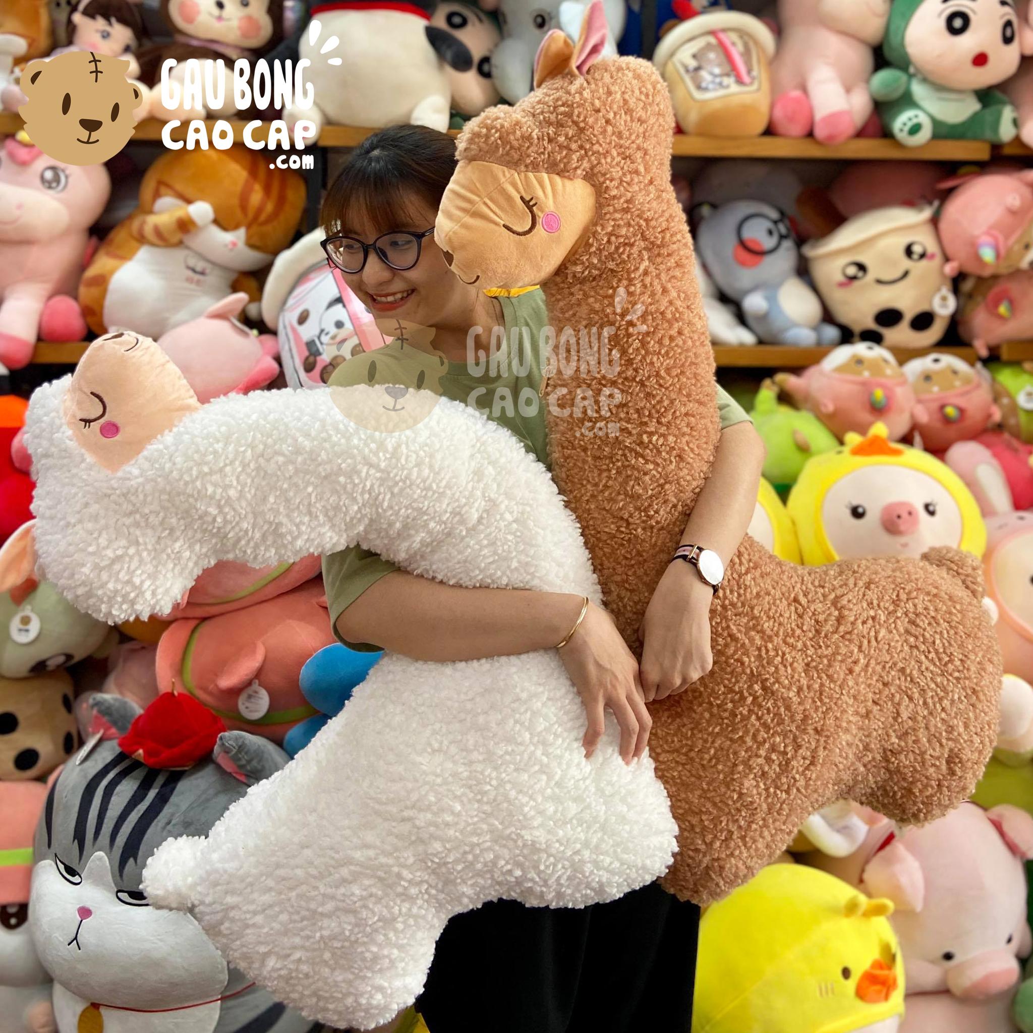 Gấu Bông Lạc Đà gối ôm