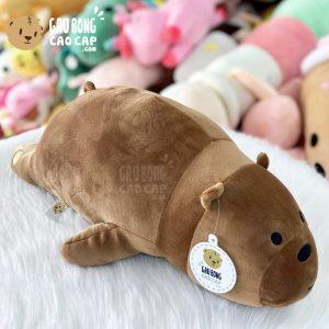 Gấu Bông We Bare Bear dài 75cm
